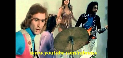 Les Abranis – Ecoute la musique {1969}