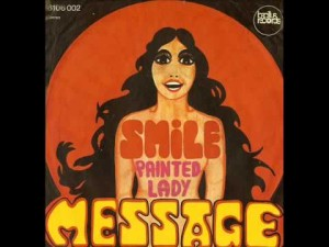 Message – Painted Lady {1971}