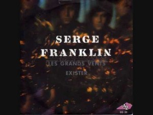 Serge Franklin – Exister {1968}
