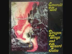 Emerald Web – Flight Of The Raven {1979}