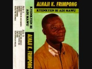 Alhaji K. Frimpong – KyenKyen Bi Adi Mawu {1977}