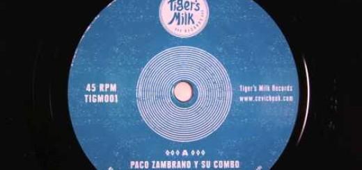 Paco Zambrano Y Su Combo – Meshkalina {1968}