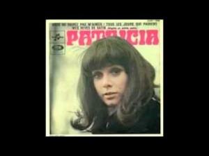 Patricia – Mes Rêves De Satin {1968}