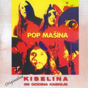 Pop Mašina – Na Drumu Za Haos {1973}