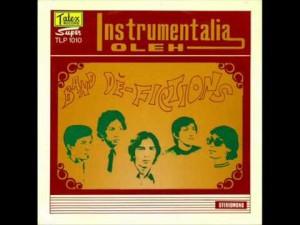 Band De-Fictions – Hidup Untok Chinta {1960s/70s}